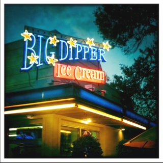 If you are in Missoula, MT the best place to get ice cream is The Big Dipper.