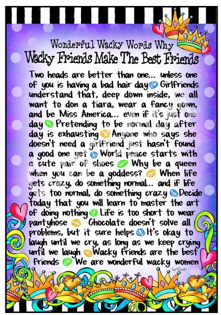love my friends