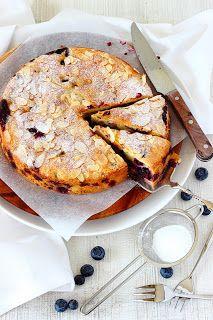 Bosbessencake (Zoet & Verleidelijk)