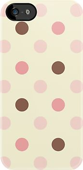 Neapolitan III [iPhone / iPod case] by Damienne Bingham