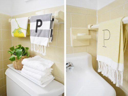 Best Limestone Images On Pinterest Bathroom Designs Bathroom - Monogrammed bath towels for small bathroom ideas