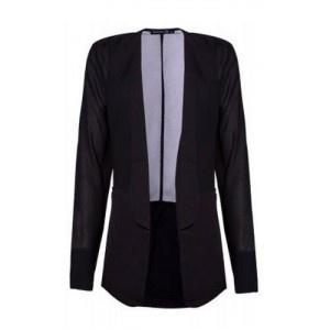 Blazer Oversize Long Black. 49,90€