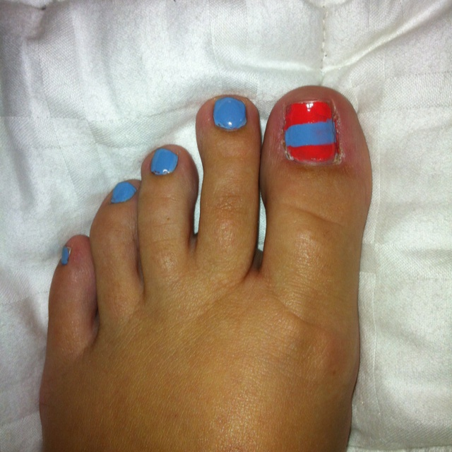 1000 Images About Painted Toe Nails On Pinterest