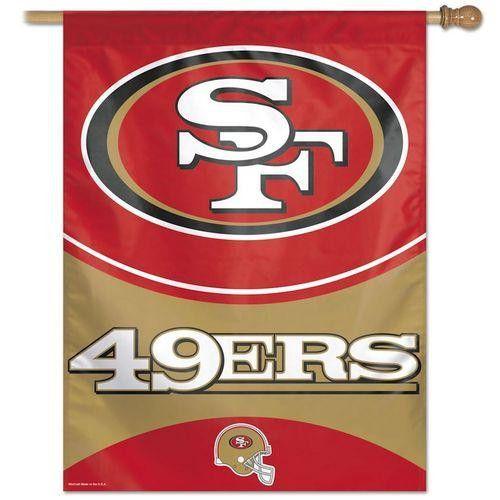 San Francisco 49ers Banner 27x37