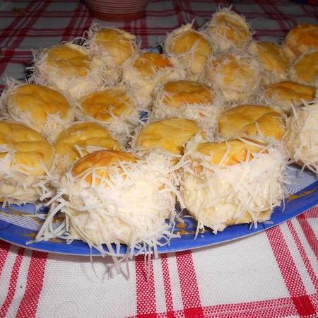 Borzas sajtos pogácsa Recept képpel -   Mindmegette.hu - Receptek