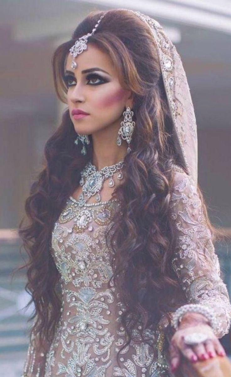 422 Best Images About Bridal Hairstyles On Pinterest