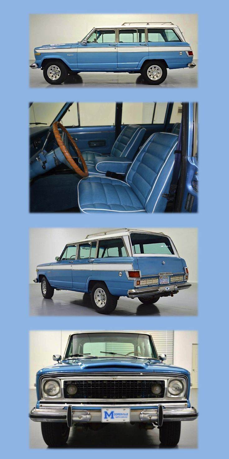 1976 carolina blue wag in you guessed it north carolina http