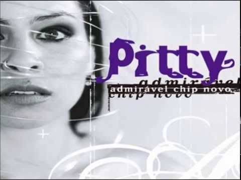 (CD) Pitty - Admiravel chip novo