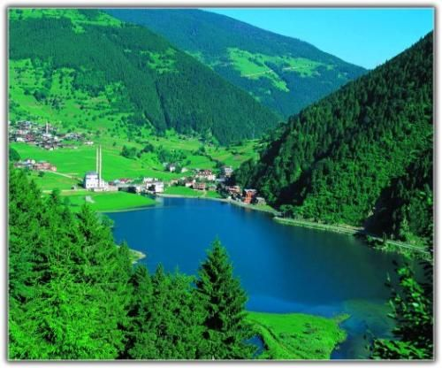 "turkey Uzungöl | tourism: An Alternative Holiday in Turkey ""Uzungöl"""