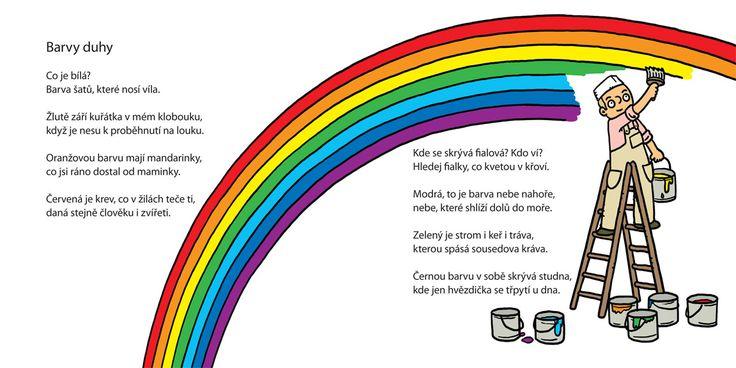 Jiří Žáček: Barvy duhy