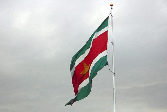 Suriname, my country of birth!