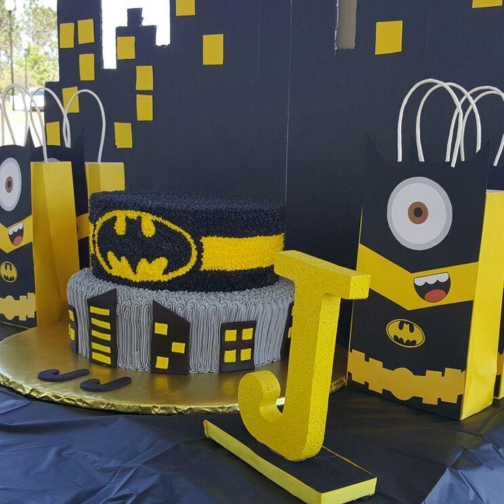 Batman minion party                                                                                                                                                     More