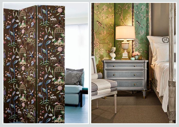 ROOM DIVIDER - Can you think of a more stylish way to demarcate space?