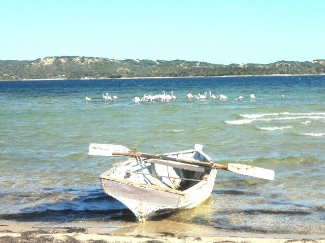 Mozambique Praia do Bilene.....
