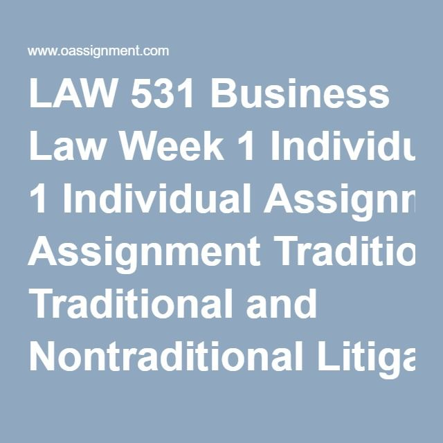 LAW 531 Business Law Week 1 Individual Assignment Traditional and Nontraditional Litigation Paper Discussion Question 1, 2, 3, 4, 5, 6 Quiz (16 Questiosn and Answers) Week 2 Individual Assignment Legal Forms of Business Paper Discussion Question 1, 2, 3, 4, 5, 6 Learning Team Reflection Quiz (20 Questiosn and Answers) Week 3 Learning Team Assignment ERM Paper Discussion Question 1, 2, 3, 4, 5, 6 Learning Team Reflection Quiz (25 Questiosn and Answers) Week 4 Individual Assignment Contract…