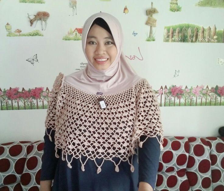 Crochet.. crocheting.. moslem hijab crochet