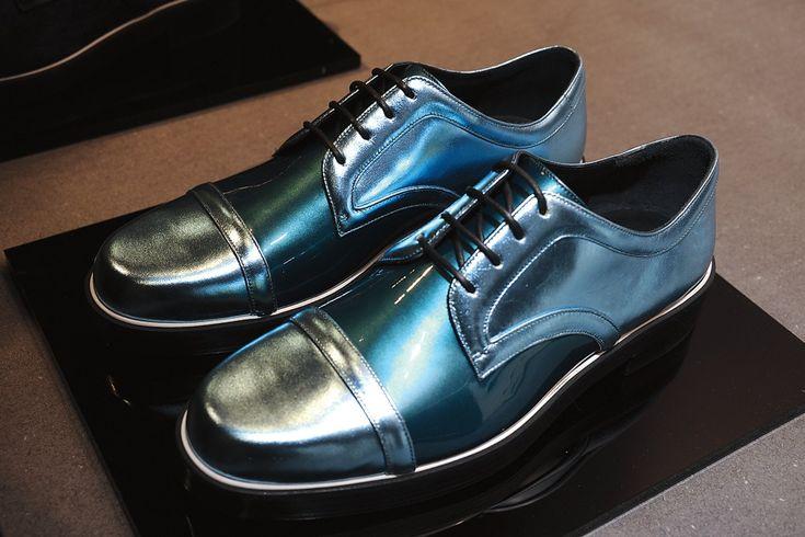 Николас Кирквуд сделал мужскую обувь (фото 3)