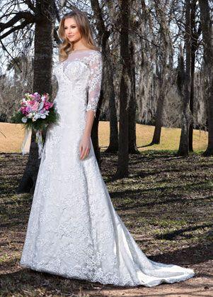 Wedding Dresses by Ashley & Justin | Ashley & Justin Bride