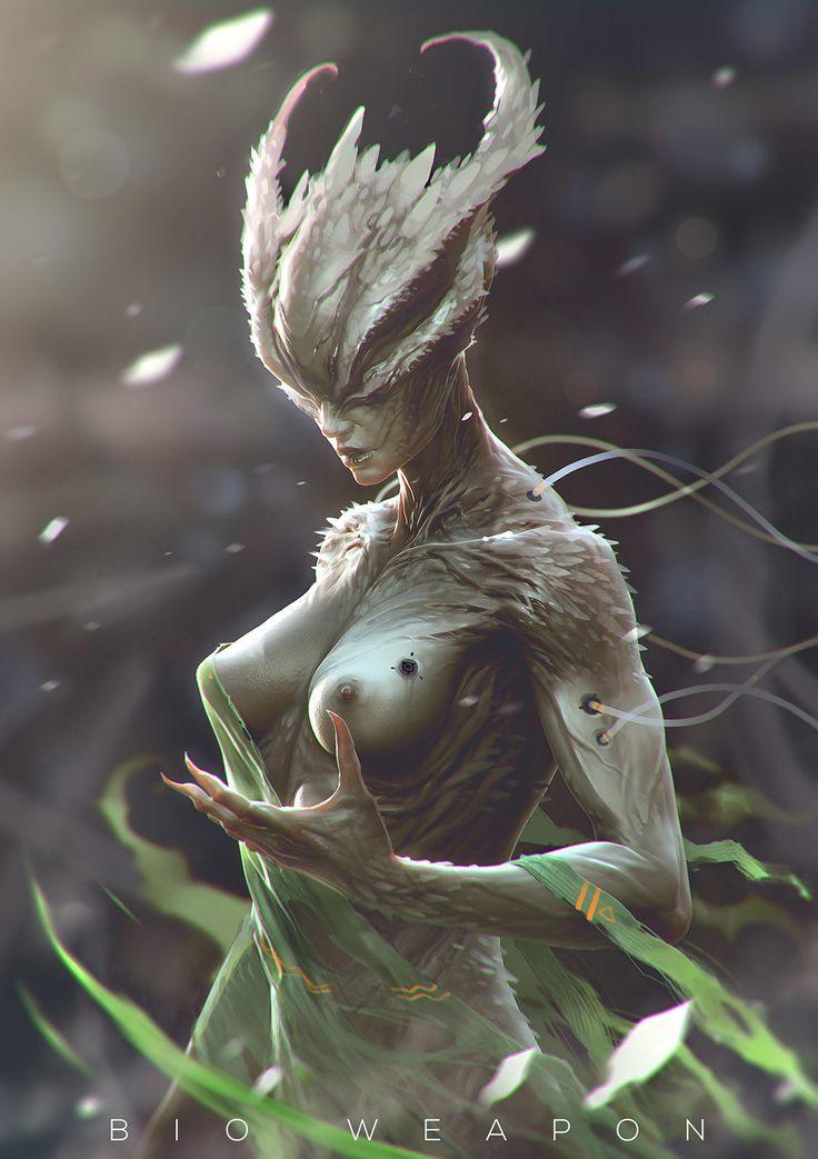 Bio Weapon by Soufiane Idrassi