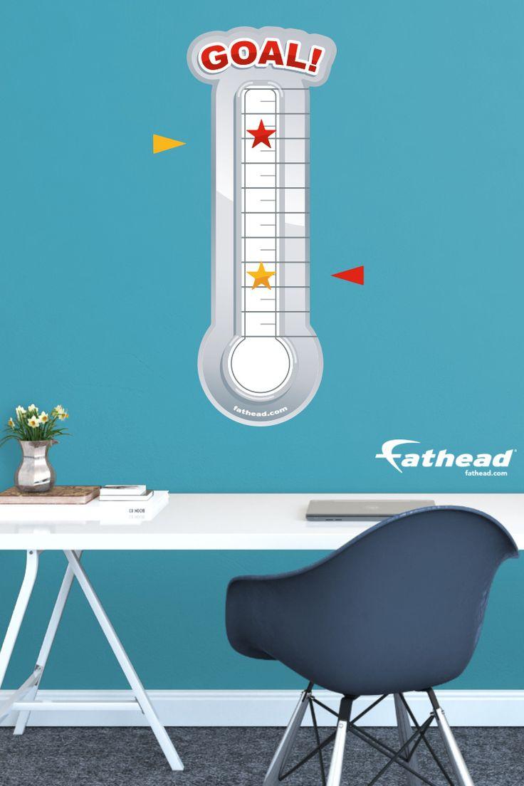 Best 25 Goal Thermometer Ideas On Pinterest Fundraiser