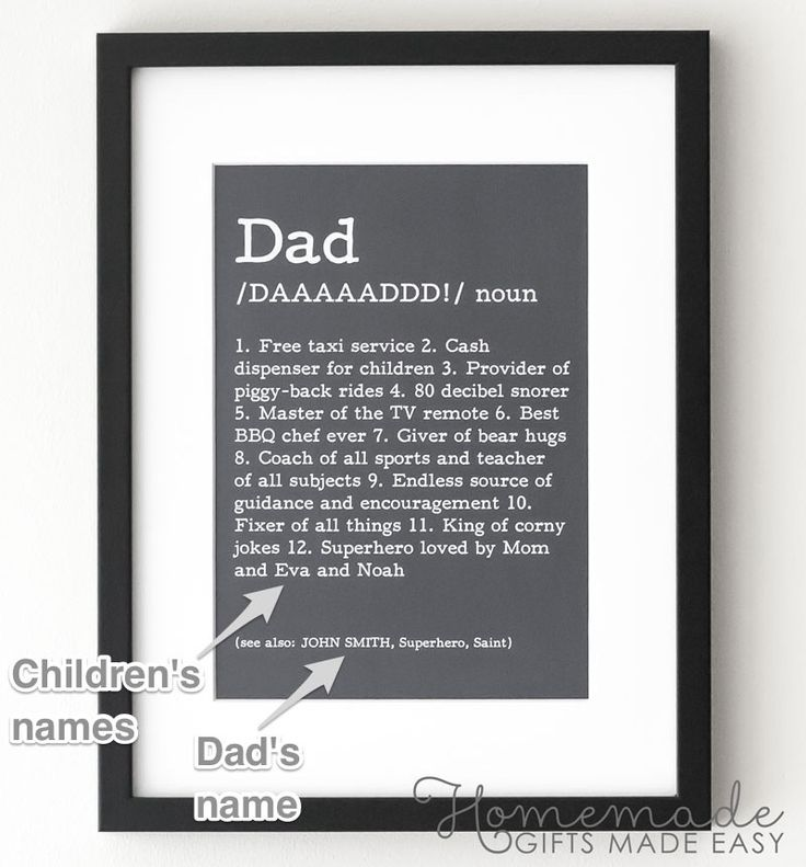Best 25+ Dad definition ideas on Pinterest | DIY dad gifts from ...