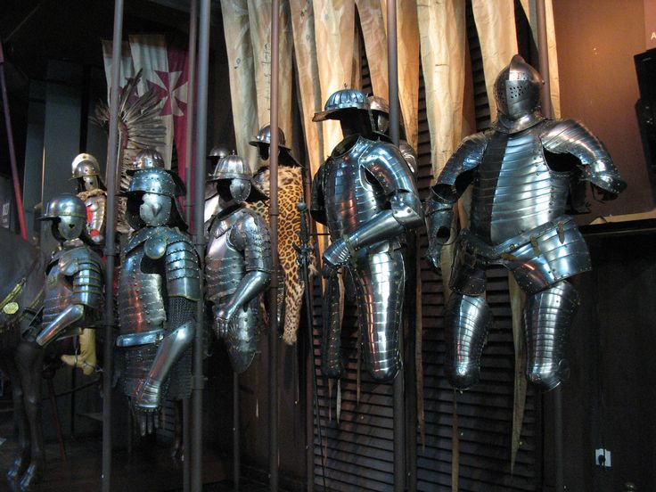 Winged Hussar Armour