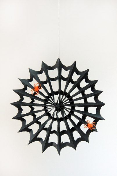 Halloween paper craft
