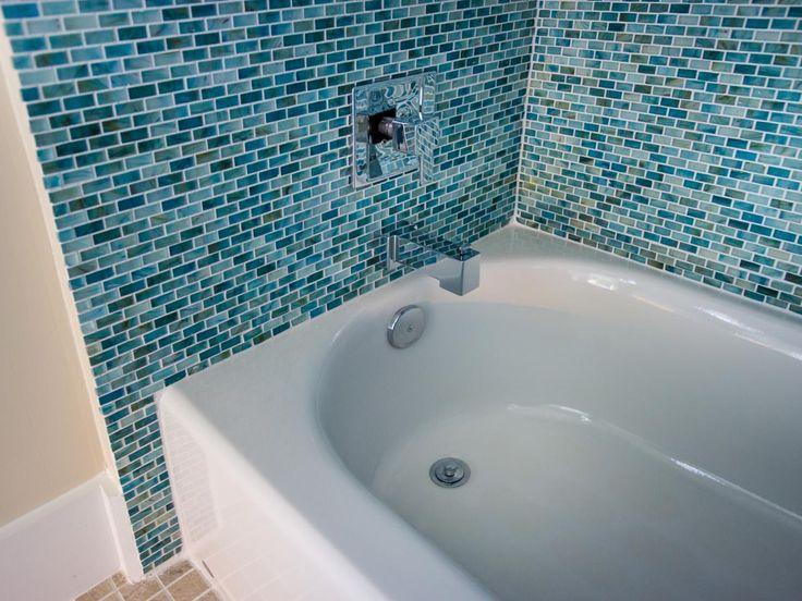 Bathroom Tiles Around Tub 61 best home renovation tile images on pinterest | bathroom ideas