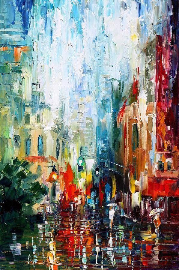 Les 85 meilleures images du tableau peinture NEW YORK sur ...