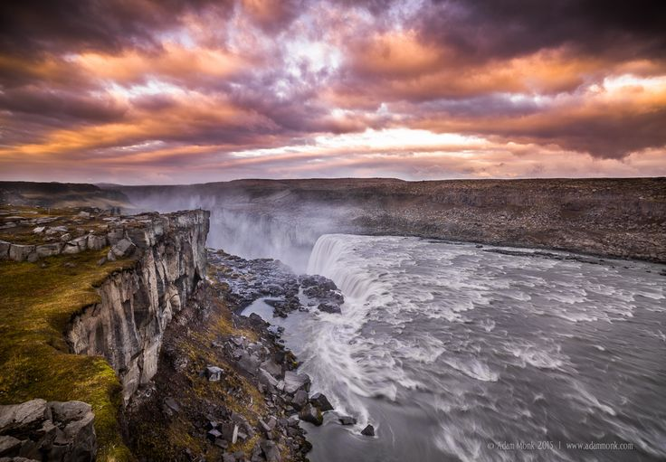 Dettifoss Waterfall by Adam Monk on 500px