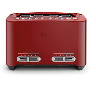 The colour of the season - Breville's Cranberry Collection