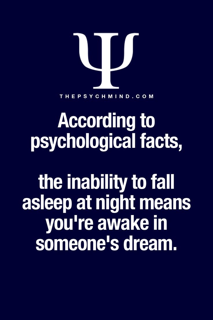 Real Psychological Facts | www.galleryhip.com - The ...