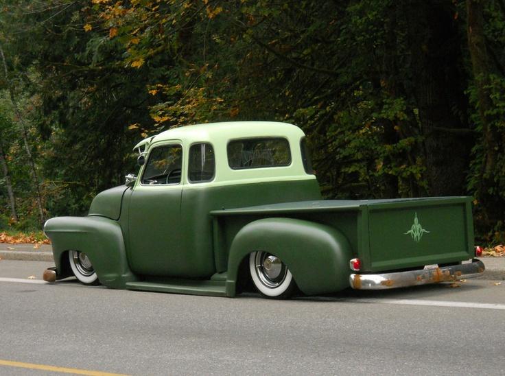 10 best chevy 5 window trucks images on pinterest for 1951 gmc 5 window pickup