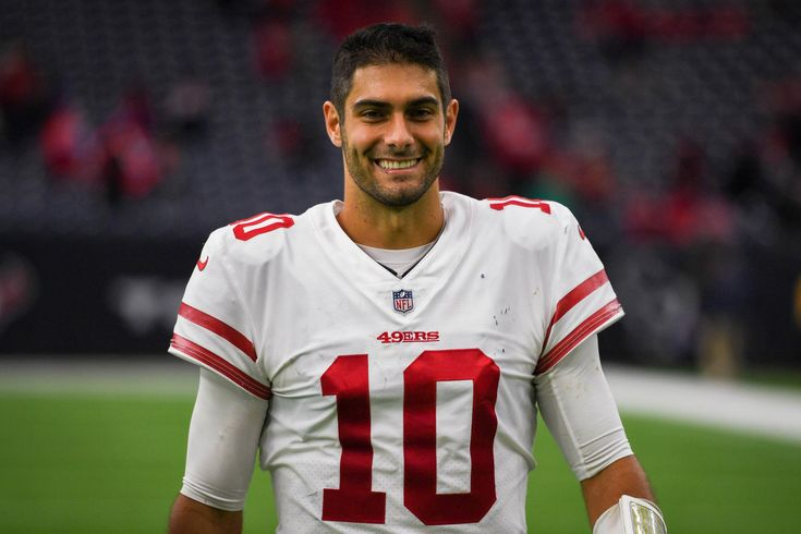 Jimmy Garoppolo on trade to 49ers: It was perfect match and it happened at the right time