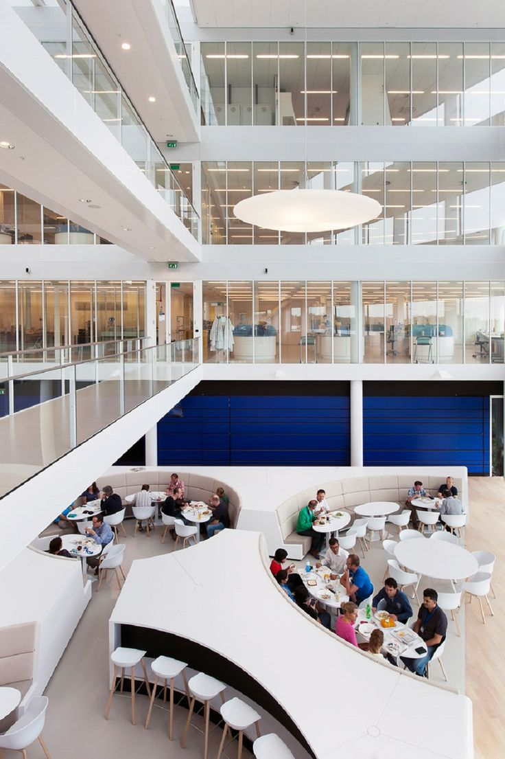 N-interieurarchitecten | Project | DANONE