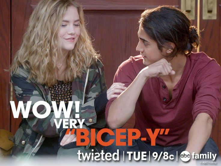Twisted ABC Family | Season 1, Episode 7 We Need to Talk About Danny | Quotes