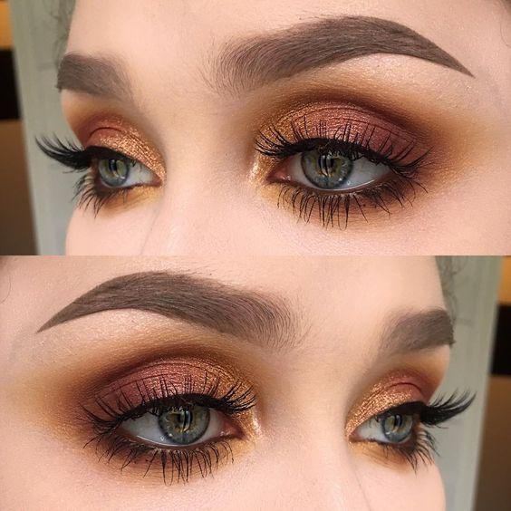 Best 25 Orange Makeup Ideas On Pinterest