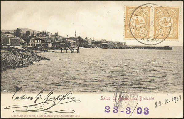 Bursa- Mudanya..1903