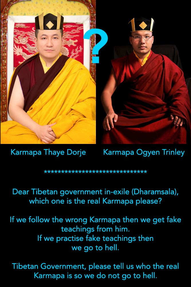 TIME TO CLEAR THE CONFUSION  It is time the Tibetan