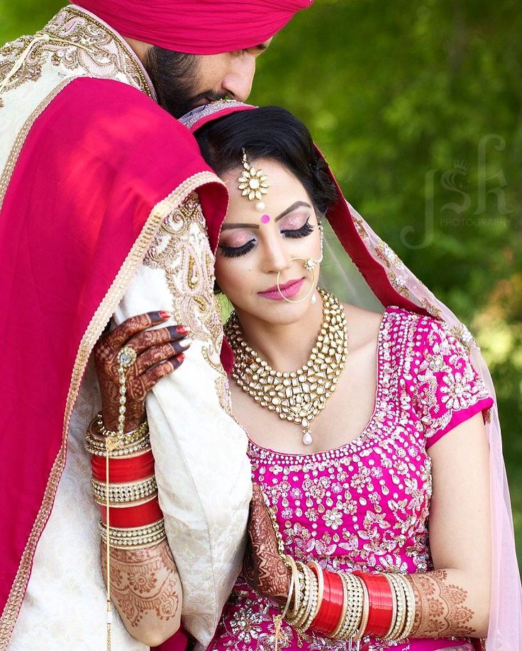 Sikh Wedding: Best 25+ Punjabi Wedding Suit Ideas On Pinterest