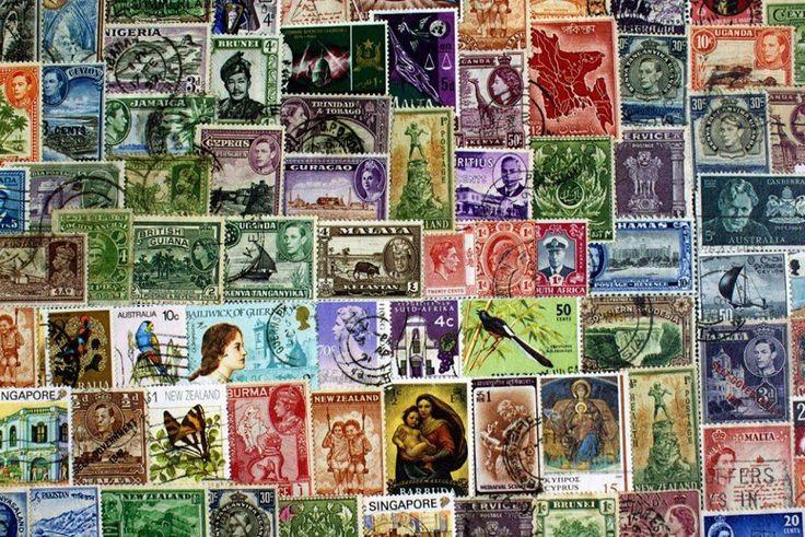 Deborah bowness standards collection grandads stamps