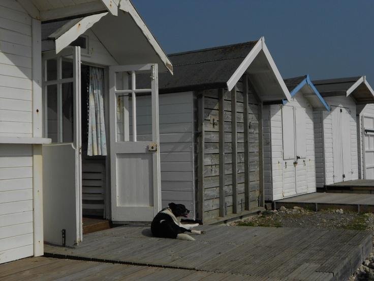love a beach hut