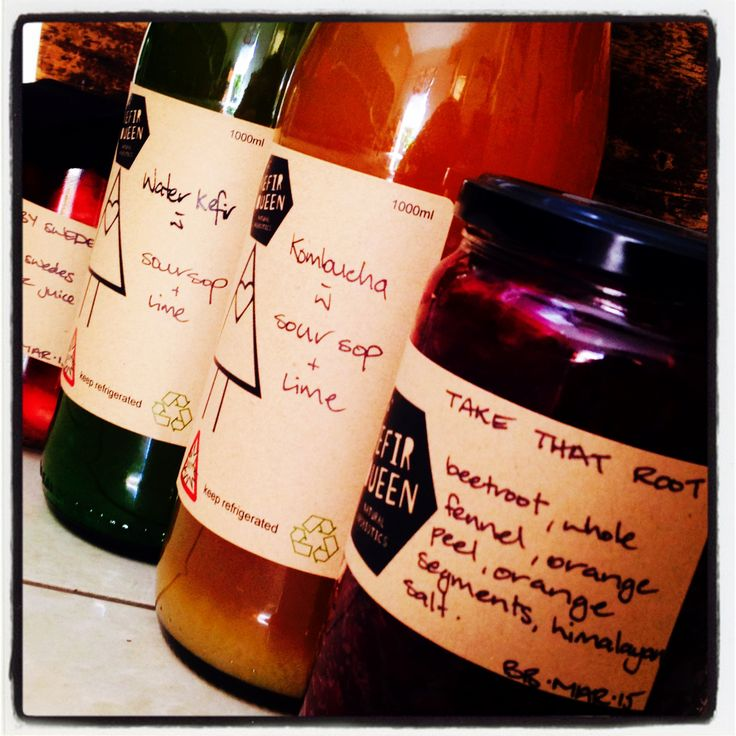 Fermented jars of goodness