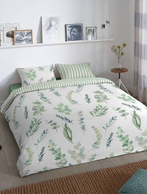 2a848ff875c Juego de cama doble  plantas