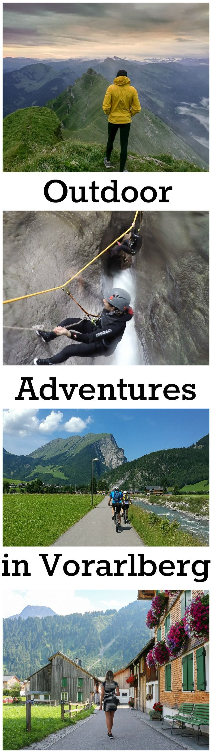 The best summer in Austria! An ultimate guide to things to do in Bregenzerwald, a stunning region in Vorarlberg, Austria. Adventure, adrenaline and lots of fun. How to choose the best hotels in Bregenzerwald, where to eat and travel tips to get around. via @loveandroad