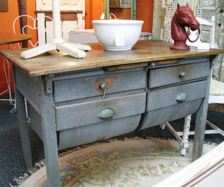 primitive baking cabinets - Bing Images - 22 Best Possum Belly Cabinet Images On Pinterest Bakers Table