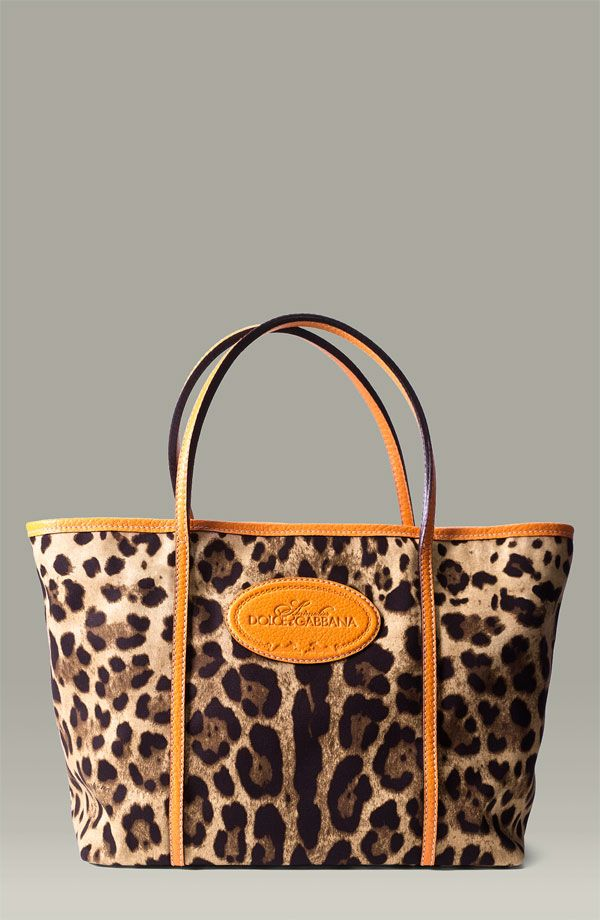 60dad0a31bf Medium · Small  brand new a8e37 4cfbd Dolce and Gabbana leopard print bag!  ...