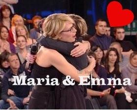 Mi aggiorno di tutto quello che devo dire a Maria, !!!.
