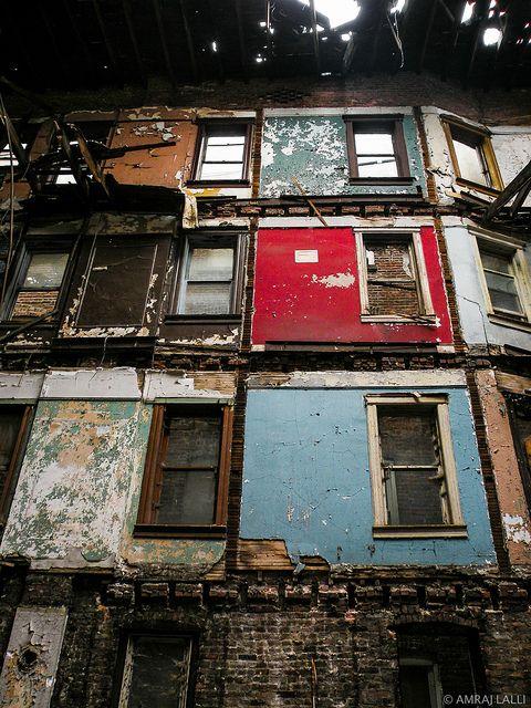 Abandoned Places, Abandoned Apatments, Abandoned Building