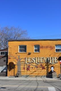 Toronto Leslieville
